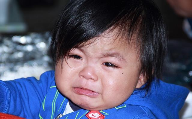 difficoltà di sonno nei bambini